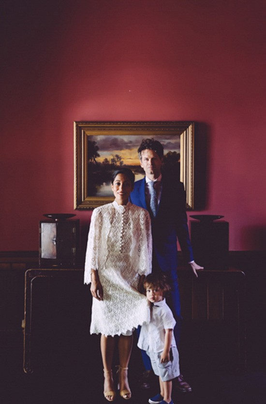 Melbourne wedding family