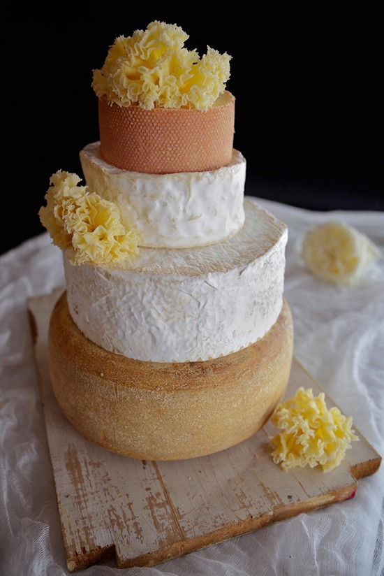 Milk The Cow Cheese tower1