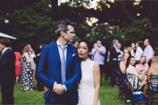 Newlyweds in Melbourne