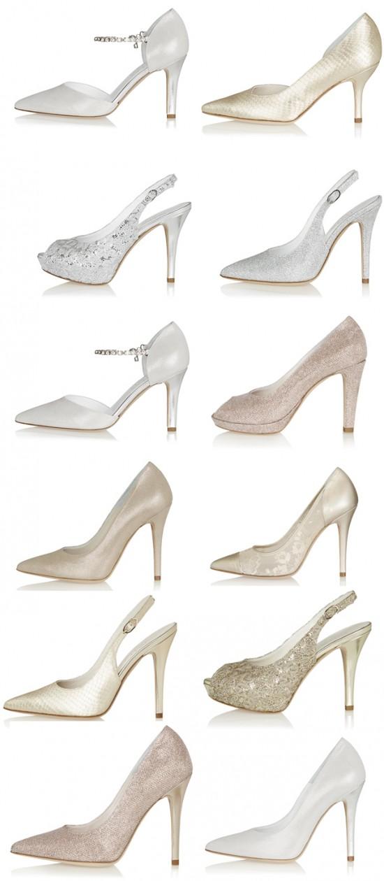 Pallas Bridal Shoes