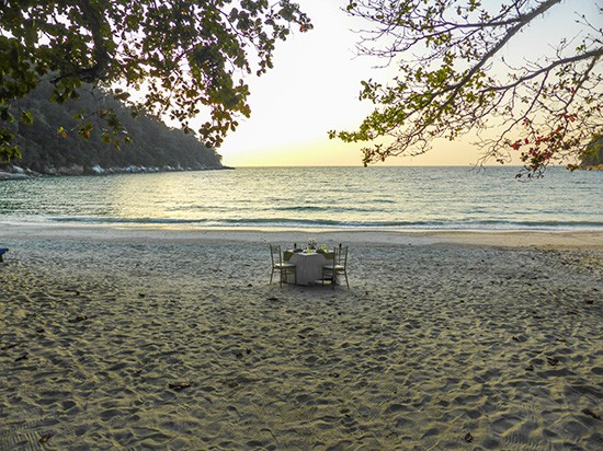 Pangkor Laut Private Dining