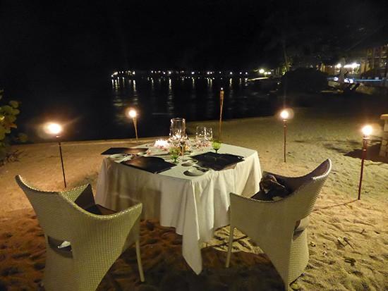 Pangkor Laut Private Dinner