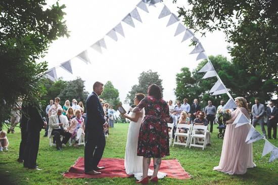 Penelope Watson Marriage Ceremony