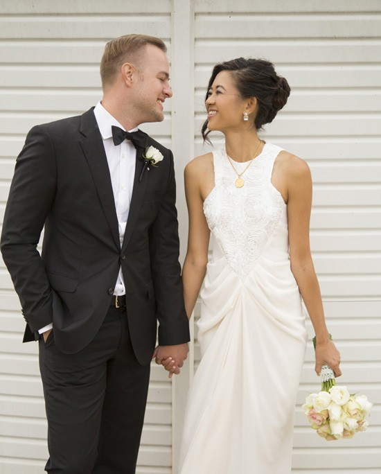 Perth newlyweds