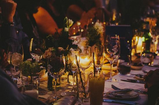 Perth wedding reception