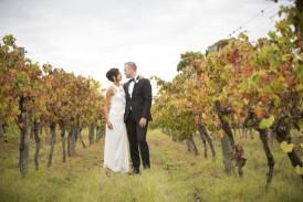 Sandalford Winery Wedding Portrait