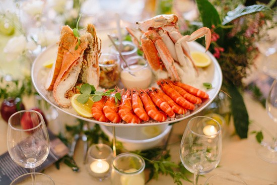 Seafoood platter at Watsons Bay Boutique Hotel