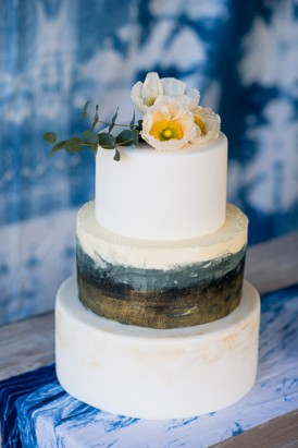 Shibori Inspired Wedding003
