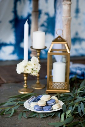 Shibori Inspired Wedding005
