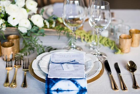 Shibori Inspired Wedding007