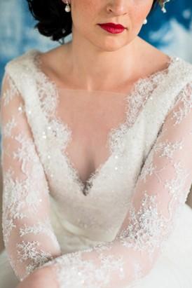 Shibori Inspired Wedding012