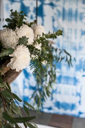 Shibori Inspired Wedding046