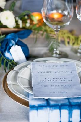 Shibori Inspired Wedding068