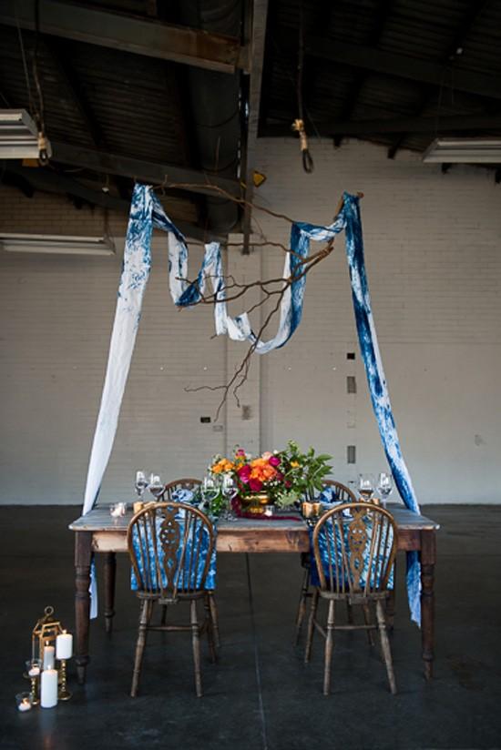 Shibori Inspired Wedding082