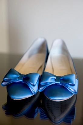 Snorkel Blue Shoes