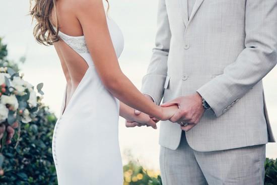 Sydney waterside restaurant wedding