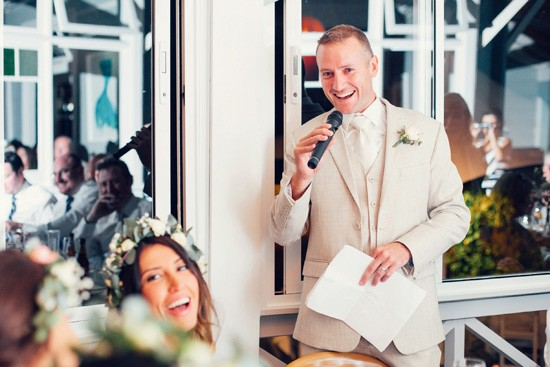 Sydney wedding speeches
