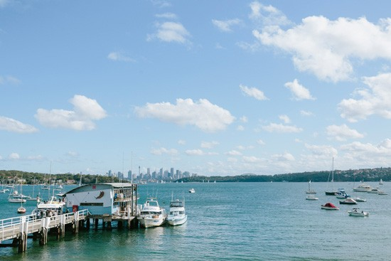 View from Watsons Bay Boutique Hotel