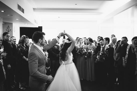 Watsons Bay Boutique Hotel Wedding Photo