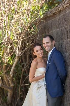 Wedding at Whale Beach