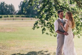 Yarra Valley wedding photo