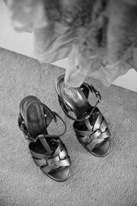 Yves Saint Laurent Wedding Shoes