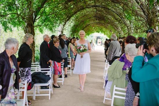 Alowyn Gardens Wedding Ceremony