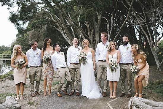 Barwon Heads wedding photo