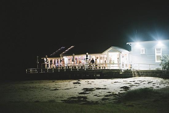 Barwon heads wedding reception venue
