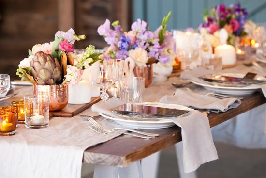 COpper country wedding ideas