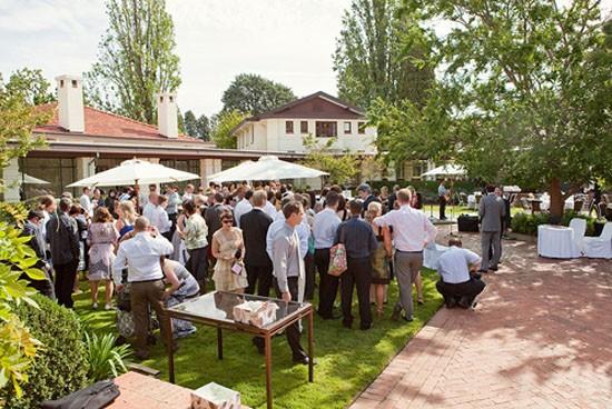 Canberra Garden Wedding