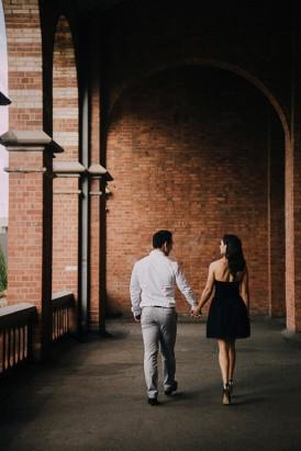 Chic Brisbane City Engagement007