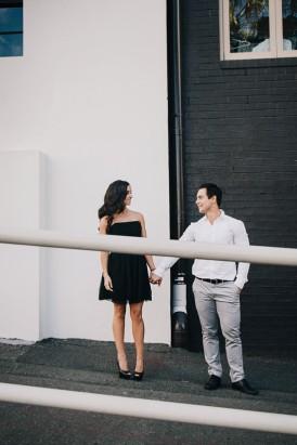 Chic Brisbane City Engagement024
