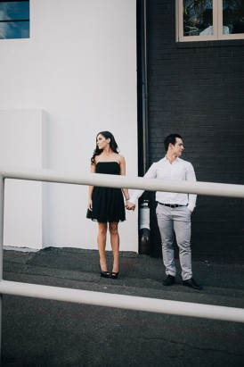 Chic Brisbane City Engagement025