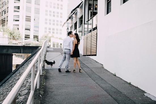 Chic Brisbane City Engagement032