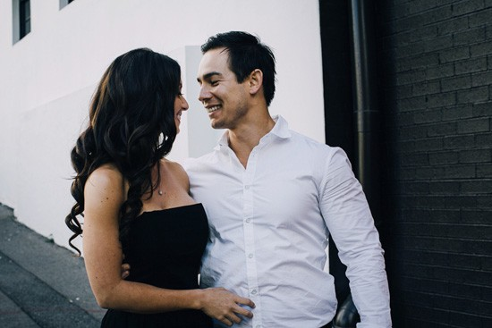 Chic Brisbane City Engagement036