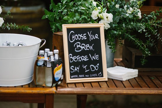 Choose your brw before we say i do sign