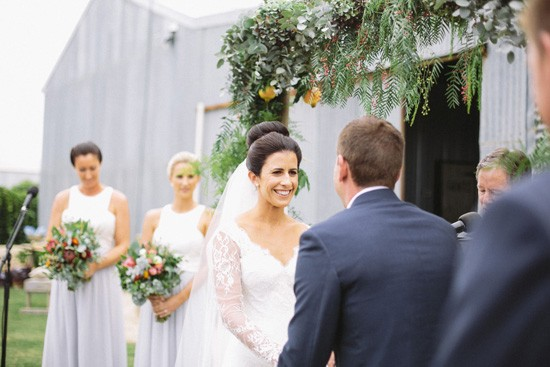 Country Victoria Wedding