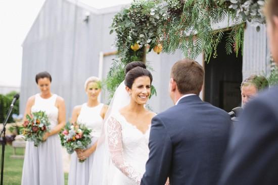 Country Victoria Wedding