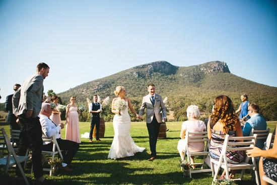 Dunkeld wedding ceremony