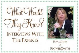 Fiona Smith of Flowersmith