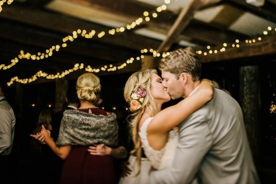 First dance under faiyr lights
