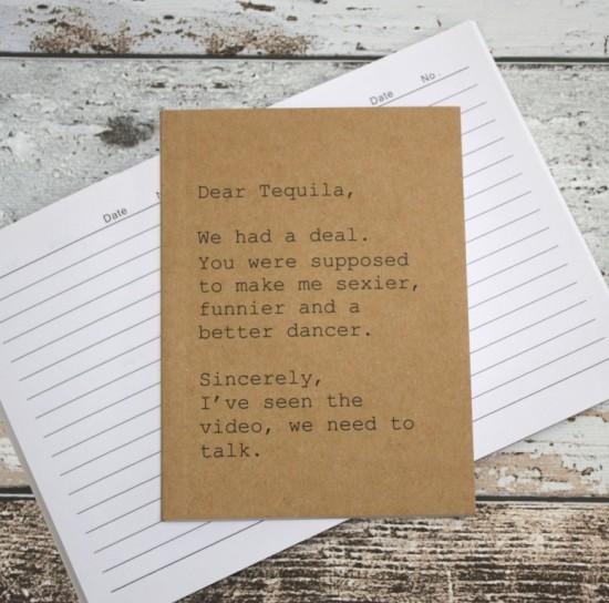 Groomsmen gifts - Anrol designs notebook
