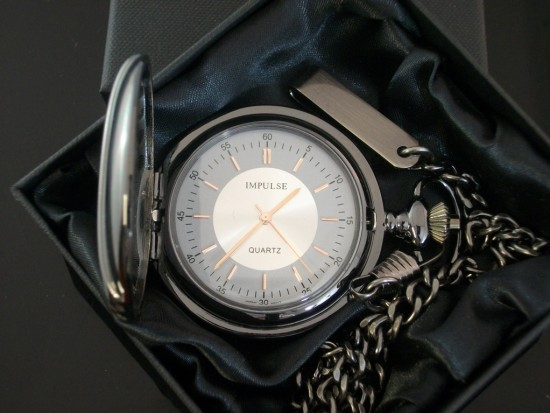 Groomsmen gifts - Pocket Watches