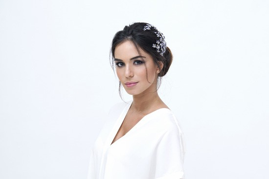 Handpainted Wedding Hairpieces002