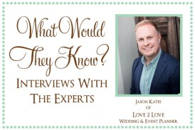 Jason Kates of Love 2 Love