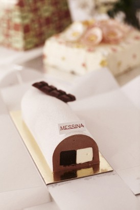 Messina Wedding Cake