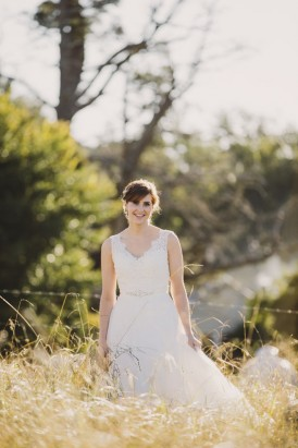 NSW country bride
