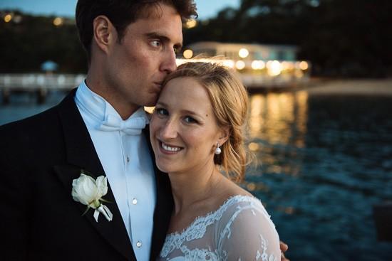 Newlyweds at Balmoral