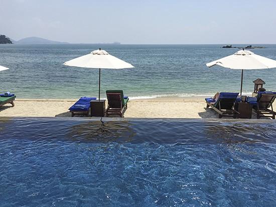 Pangkor Laut Spa Village Pool